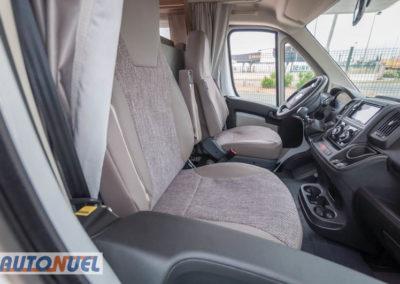 Alquiler autocaravanas en Tarragona, Autocaravanas Auto Nuel; capuchina