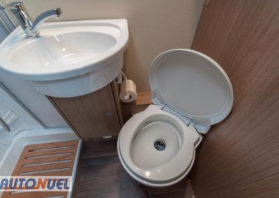 Lavamanos y WC