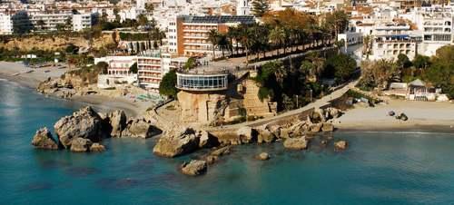 Balcón de Europa. Nerja. Málaga