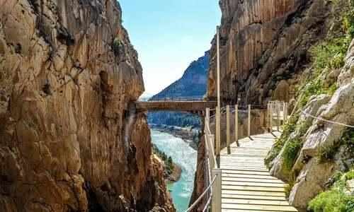 Caminito del Rey. Málaga