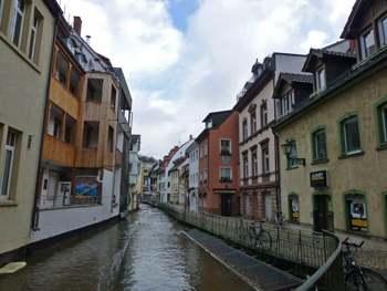 Canales de Friburgo de Brisgovia