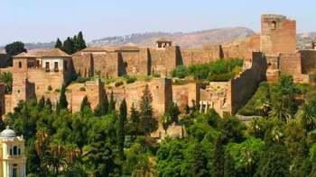 Castillo de Gibralfaro. Málaga