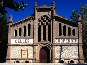 Celler Cooperativo Cornudella