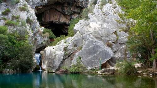 Cueva del Gato. Ronda. Málaga