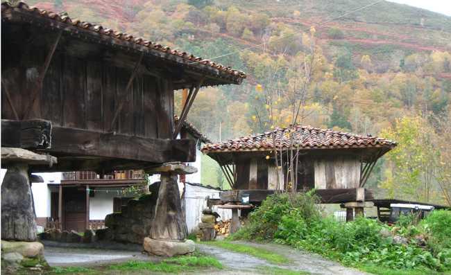 Espinaréu, Asturias