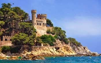 Lloret de Mar. Costa Brava. Girona