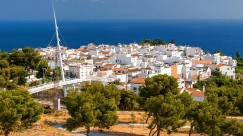 Nerja. Málaga