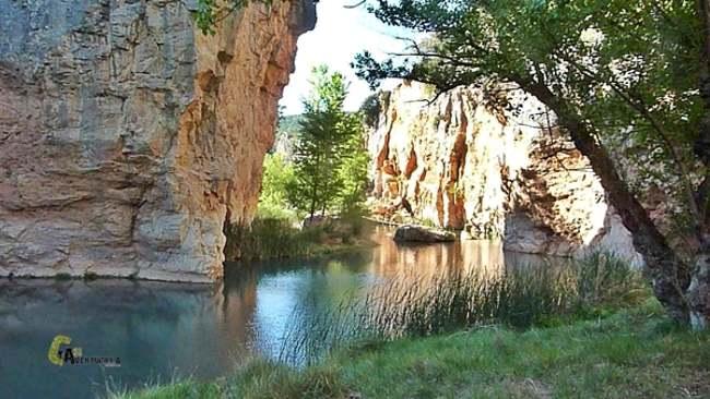 Río Mijares, Sierra de Gúdar. Teruel