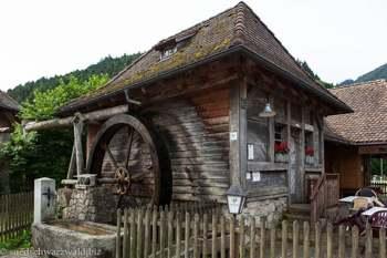 Ruta de los molinos de Simonswald. Selva Negra. Alemania
