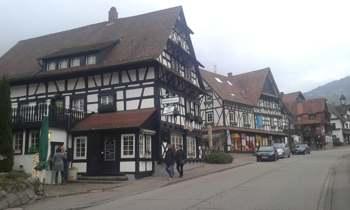 Sasbachwalden. La Selva Negra. Alemania