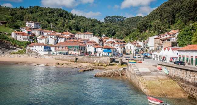 Tazones, Asturias