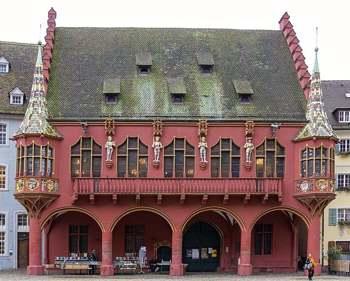 Almacen histórico Friburgo de Brisgovia