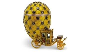 Huevos Fabergé