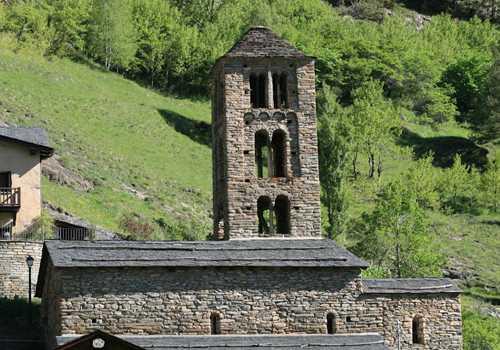 iglesia de Sant Climent de Pal