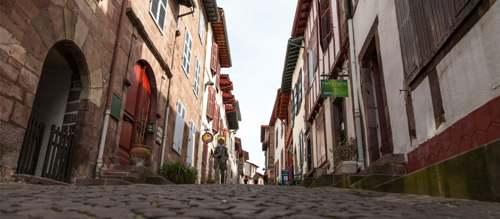Calles de St Jean Pied de Port