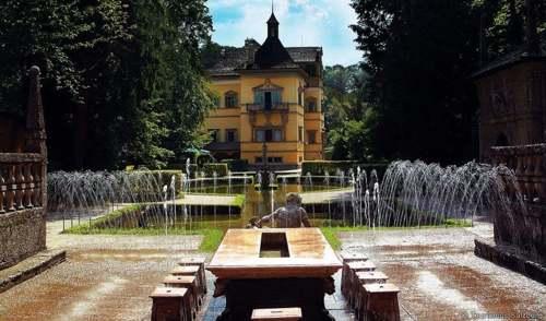 Hellbrunn. Salzburgo