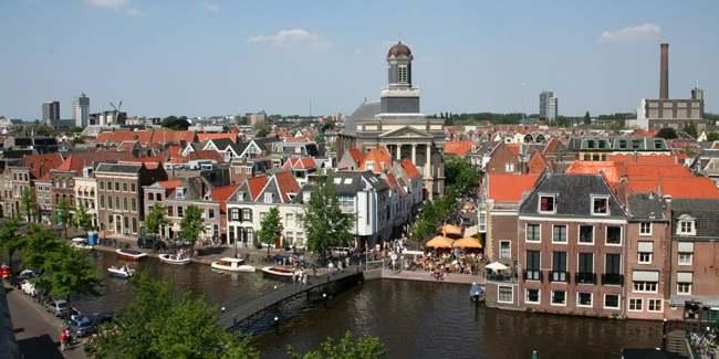 Leiden. Holanda