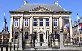 Mauritshuis. Galería de Arte. La Haya