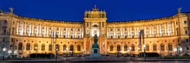 Palacio Hofburg. Viena