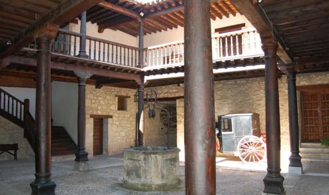 Palacio de los Berdugo. Aranda de Duero