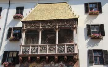 Tejadillo de Oro. Innsbruck
