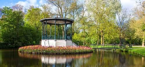 Vondelpark. Amsterdam