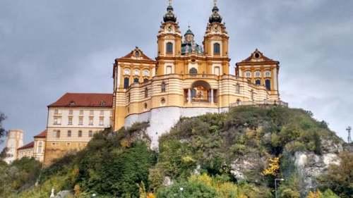 Abadia de Melk. Austria
