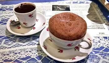 Chocolate emulsionado de Cazenave Bayona