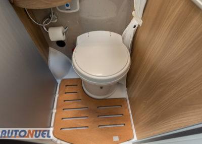 Vlow 610 3-4 plazas. Vista lavabo