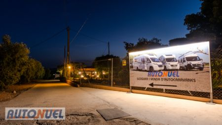 autocaravanas autonuel cami del parc sama Km 4-5. riudoms