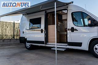 alquiler de furgonetas camperizadas camper
