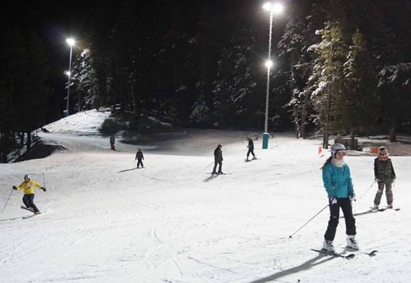 La Masella esquí nocturno