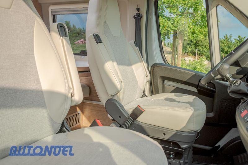 Autocaravana camper 3-4 plazas Fiat