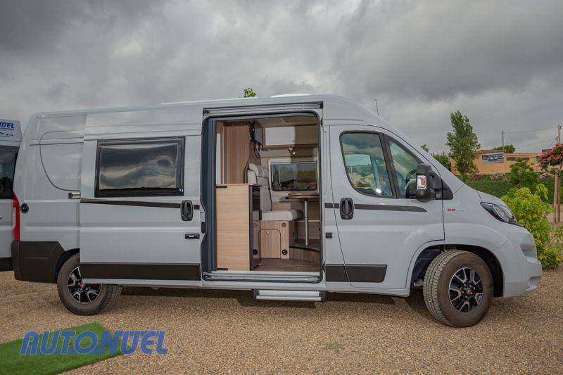 alquiler furgoneta camper Tarragona Autonuel